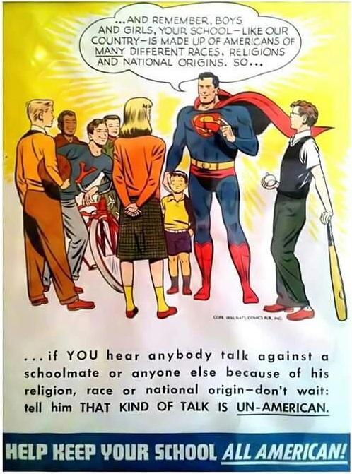 Superman 1950s